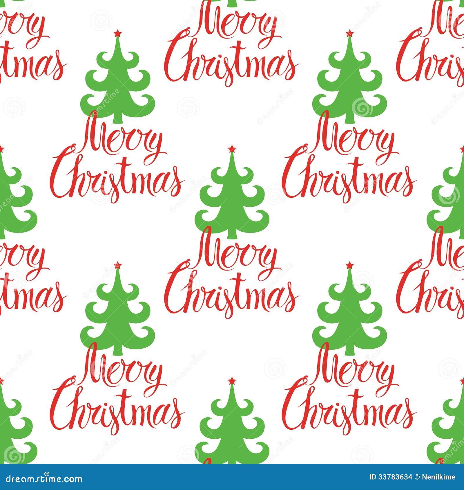 Heiraten Sie Weihnachtsmuster Vektor Abbildung - Illustration von ...
