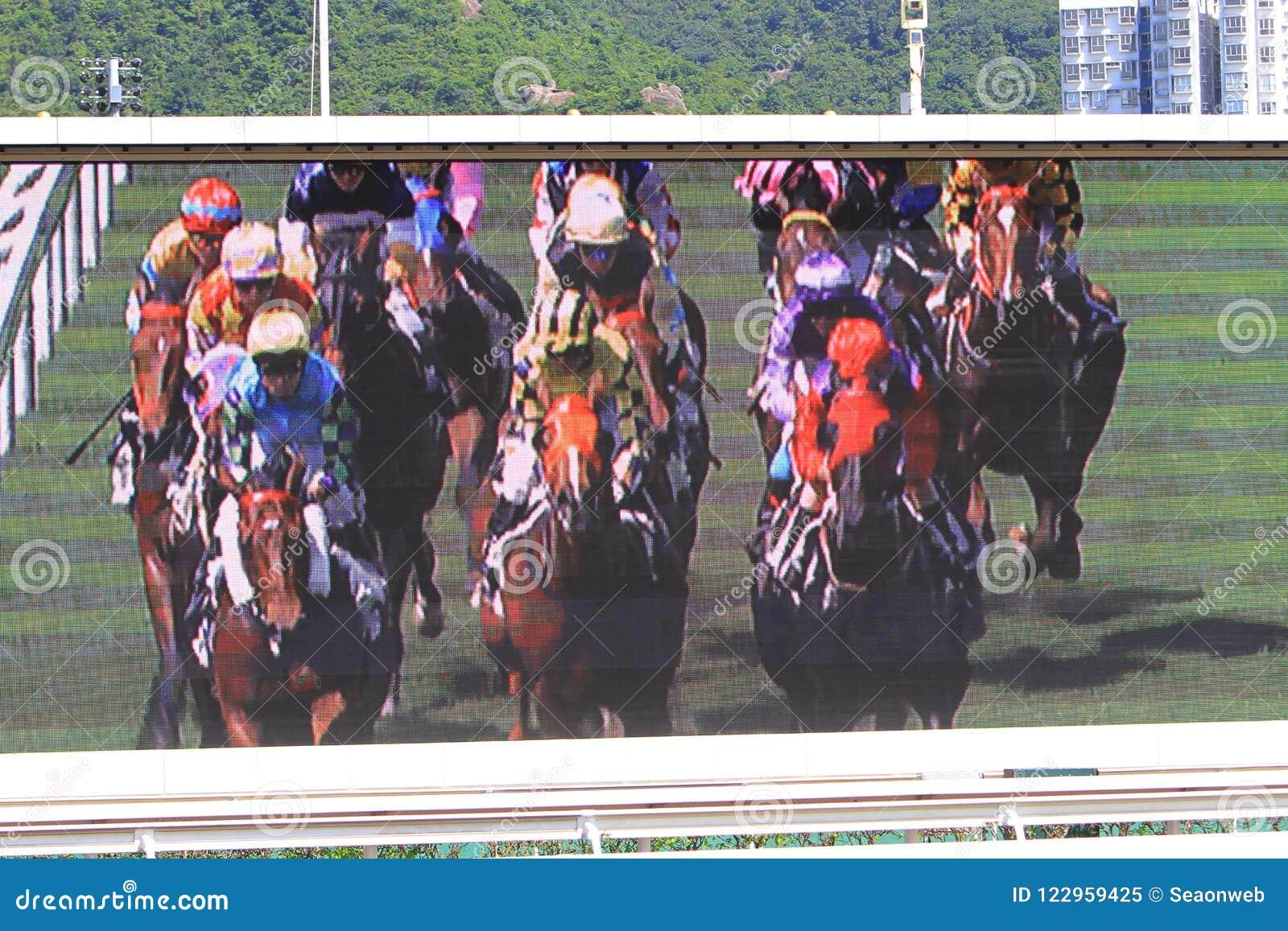 Gambling Racecourse