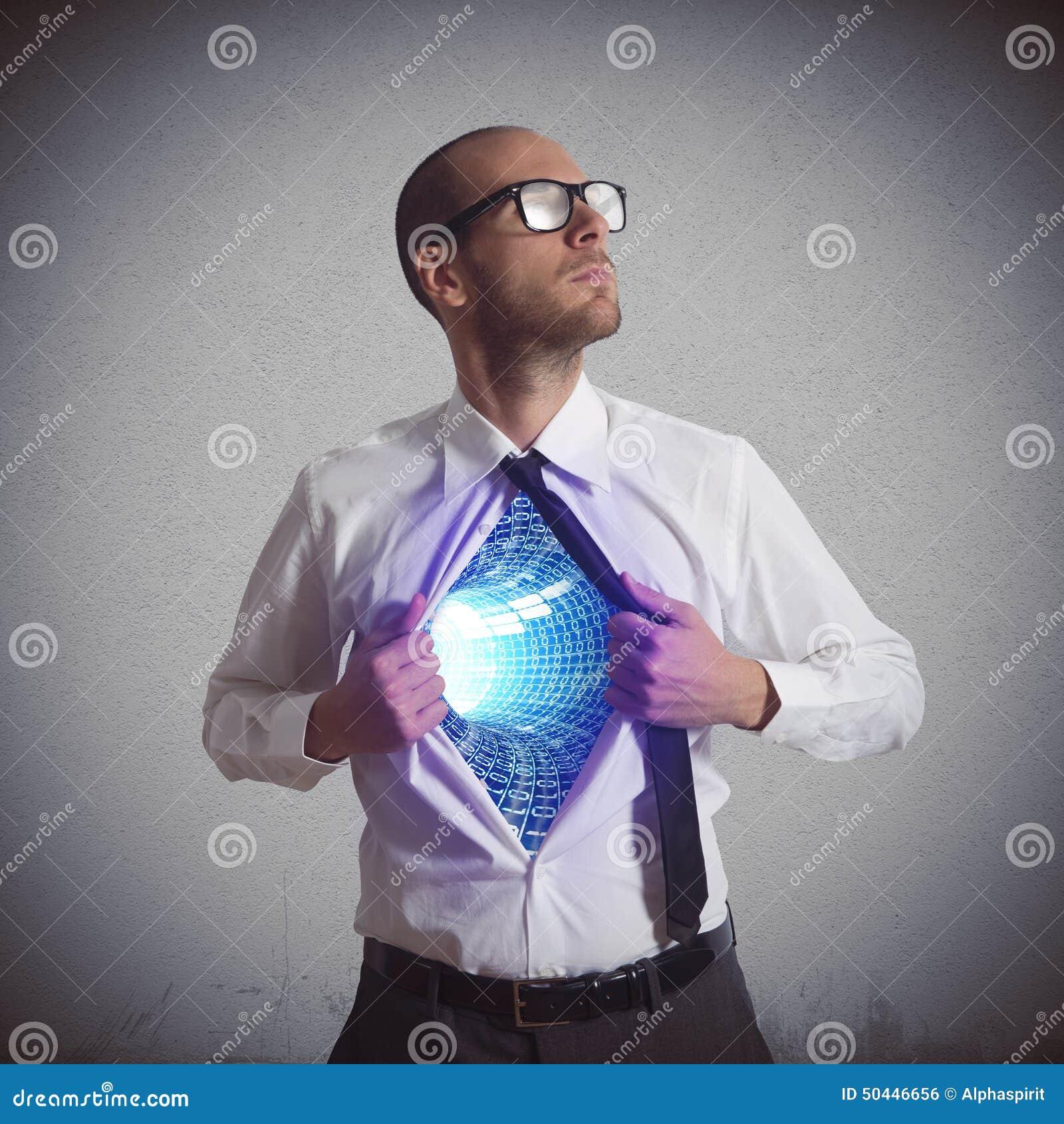 Held van cyberspace