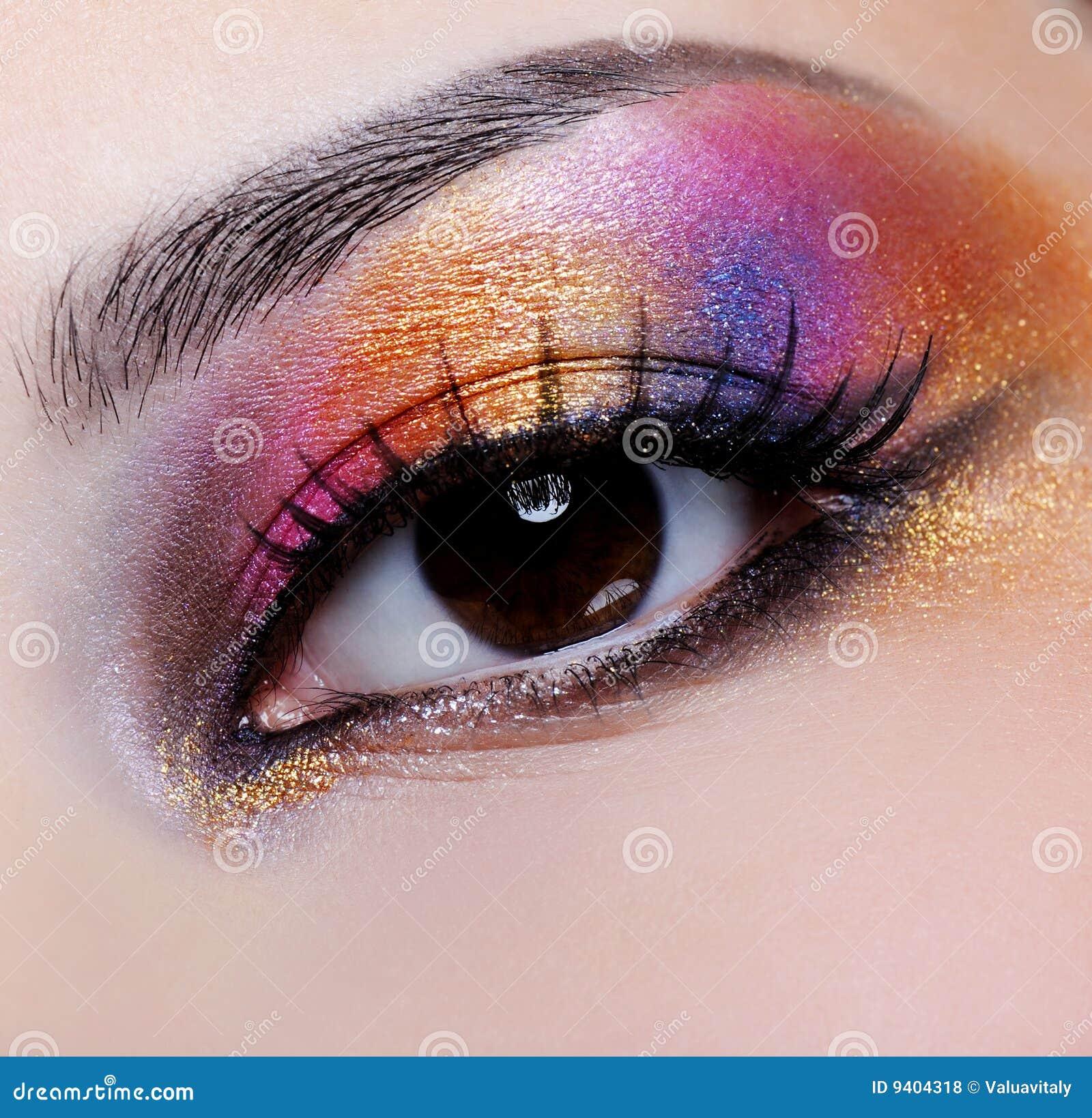 Heldere multicoloured samenstelling