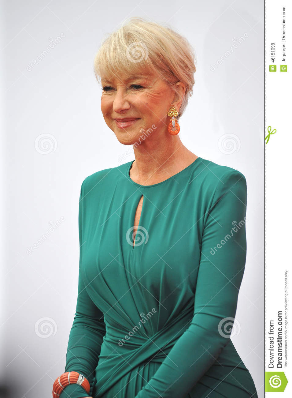 helen mirren editorial stock photo. image of premiere - 46151098