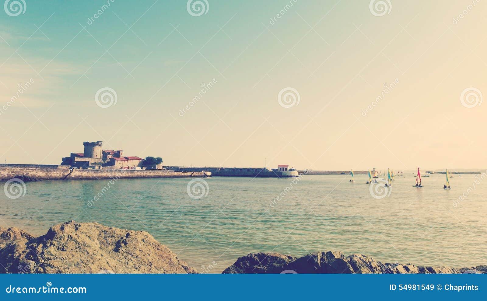 Helgon Jean de Luz Old Port Sokoa