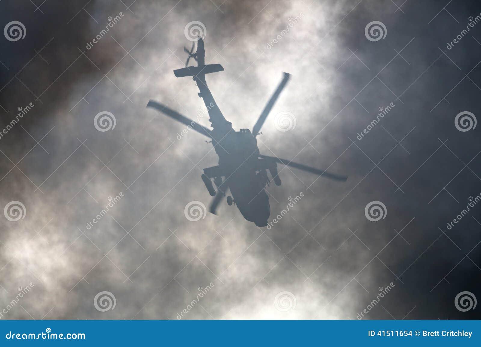 Helicóptero de Warzone