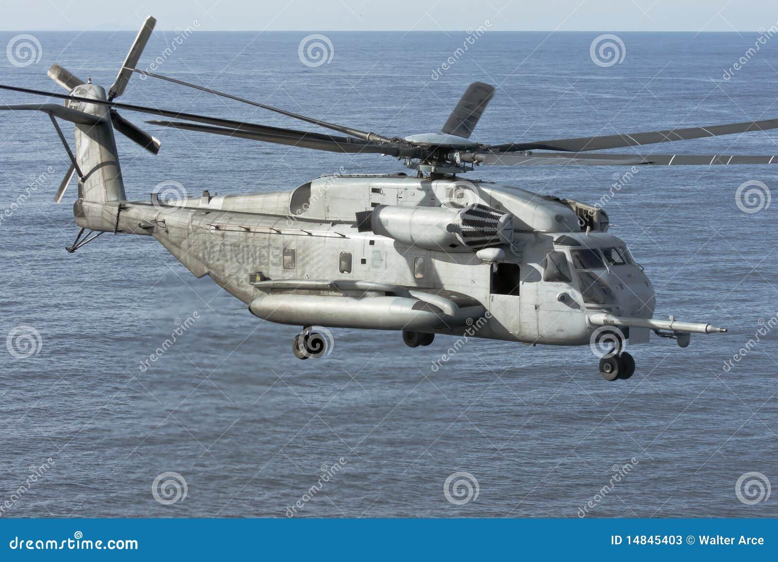 Helicóptero del Cuerpo del Marines de CH-53E