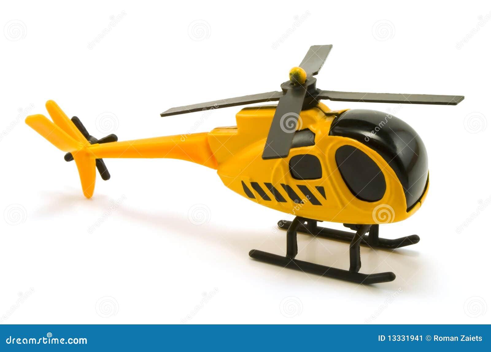 Helicóptero del juguete