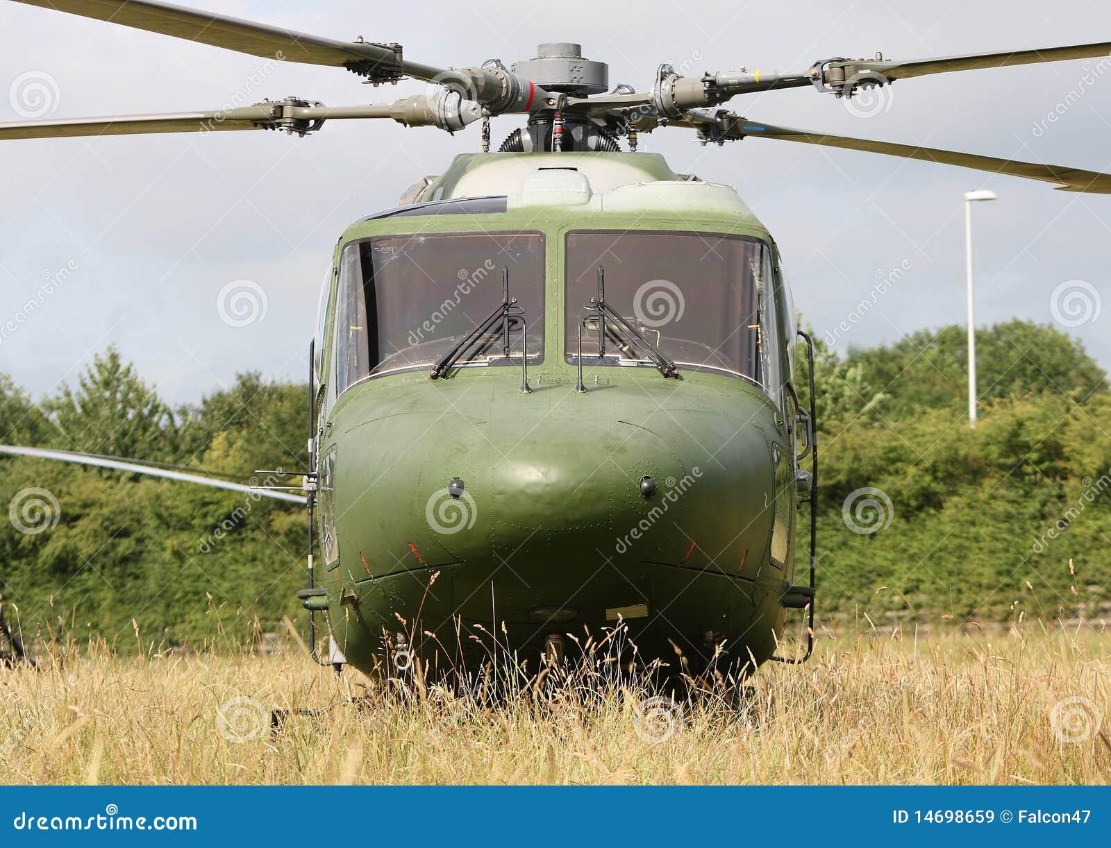 Helicóptero do lince