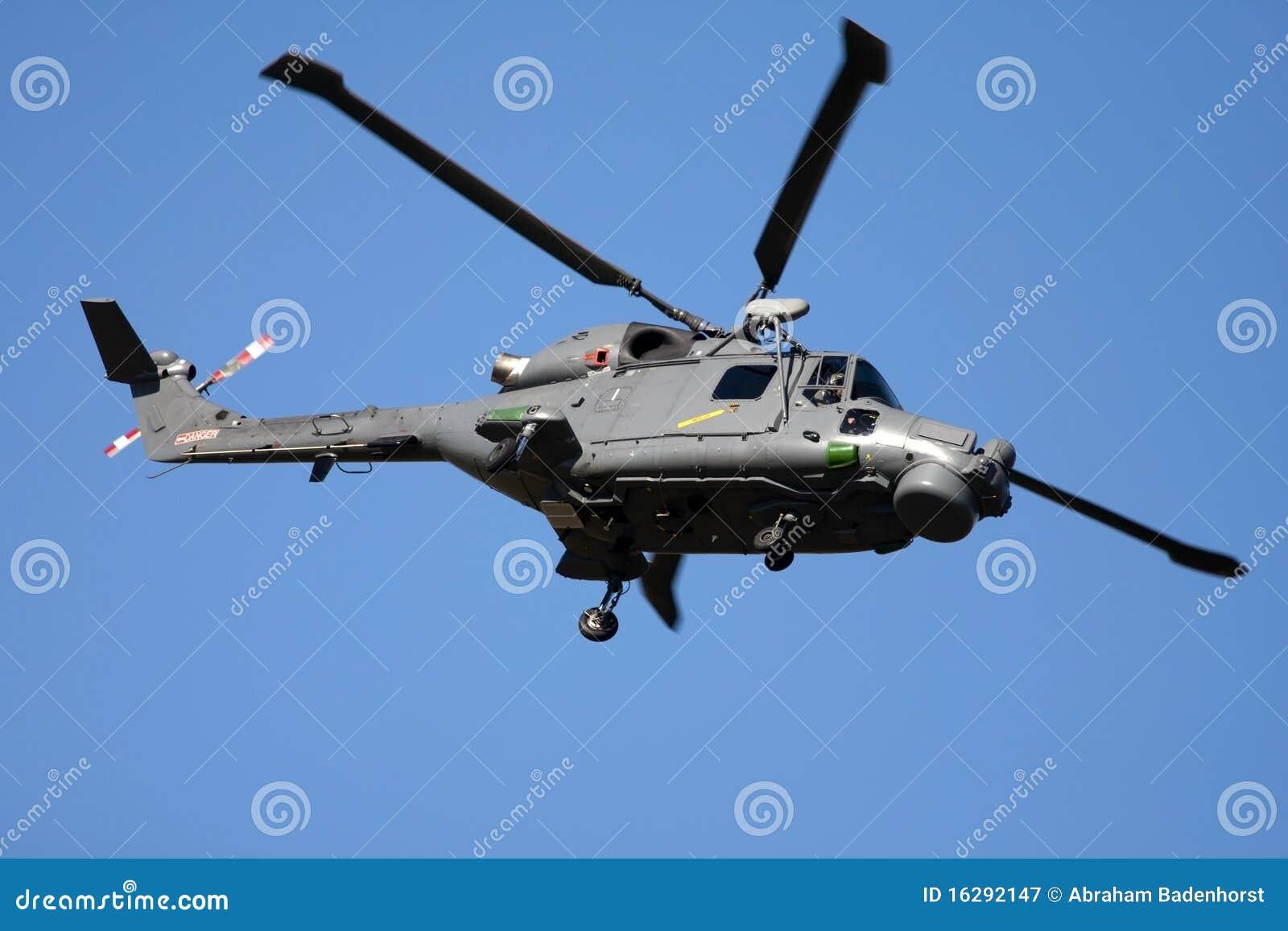 Helicóptero do lince de Westland