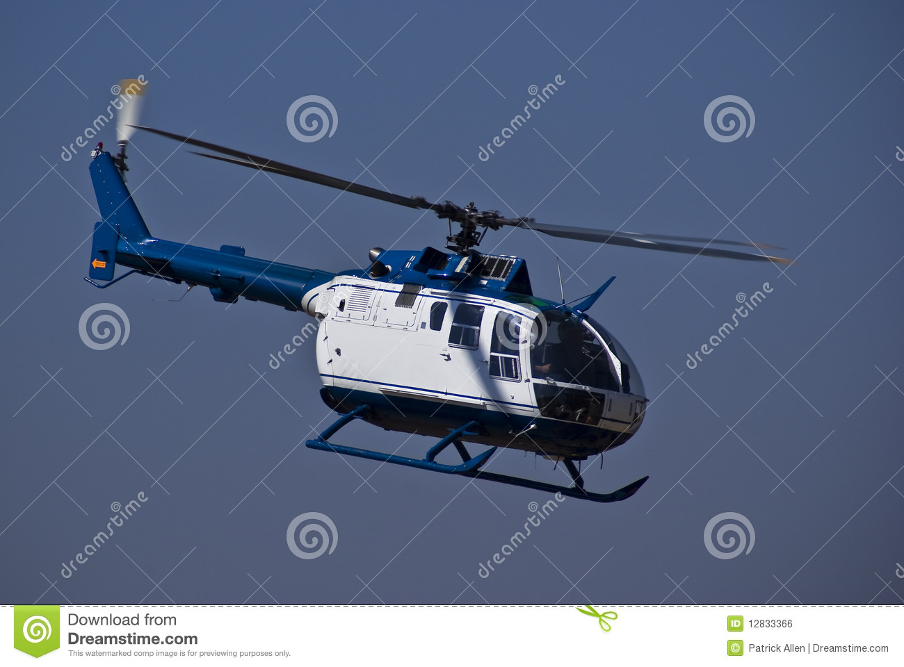 Helicopter - MBB BO-105CBS-4