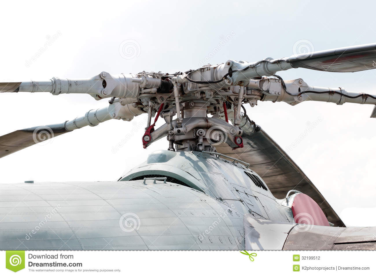 helicopter propeller stock photography image 32199512