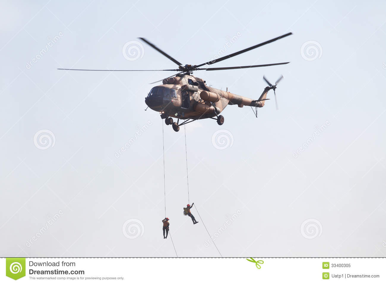 helicopter stock image image of cable journey terrorist