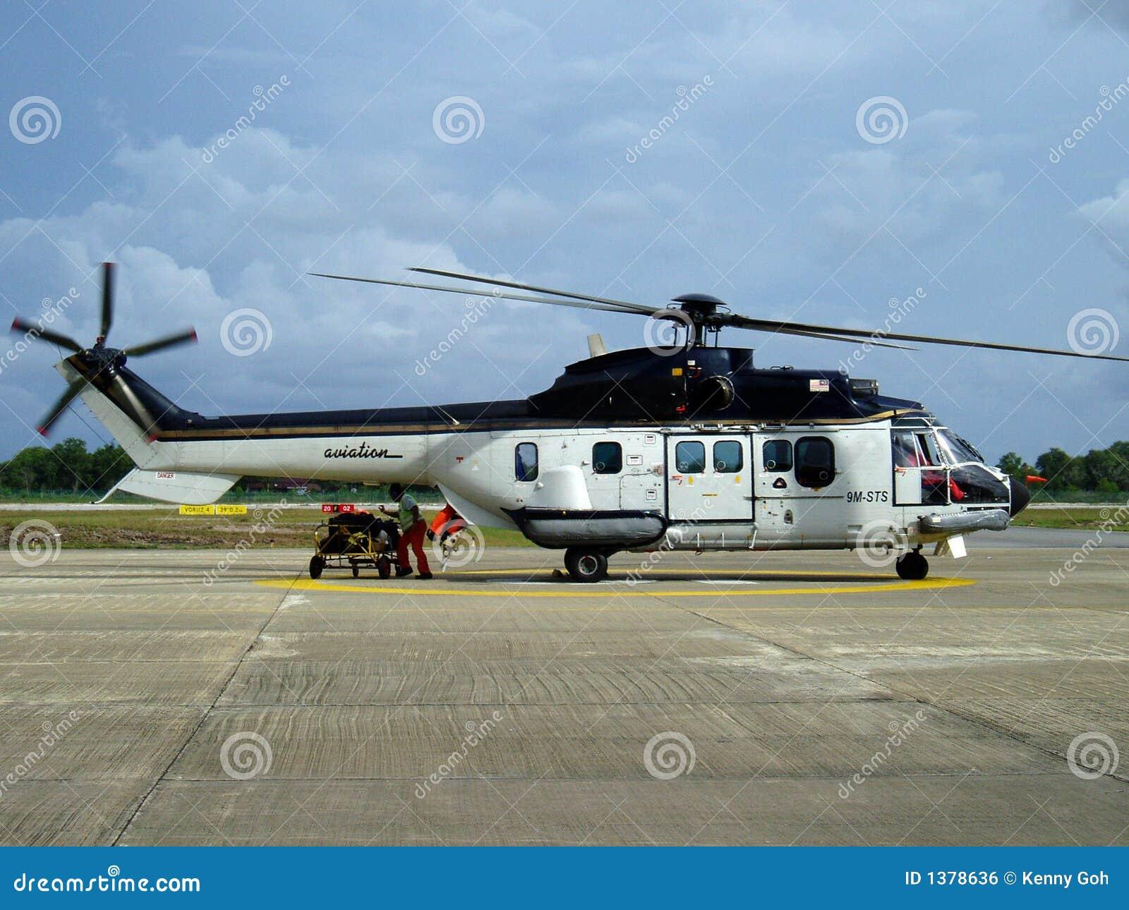 Helikopter handlowa