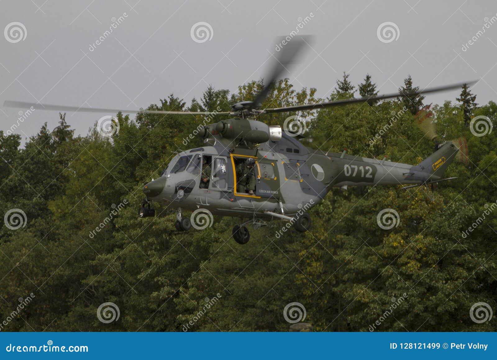 Helikopter w-3A Sokol