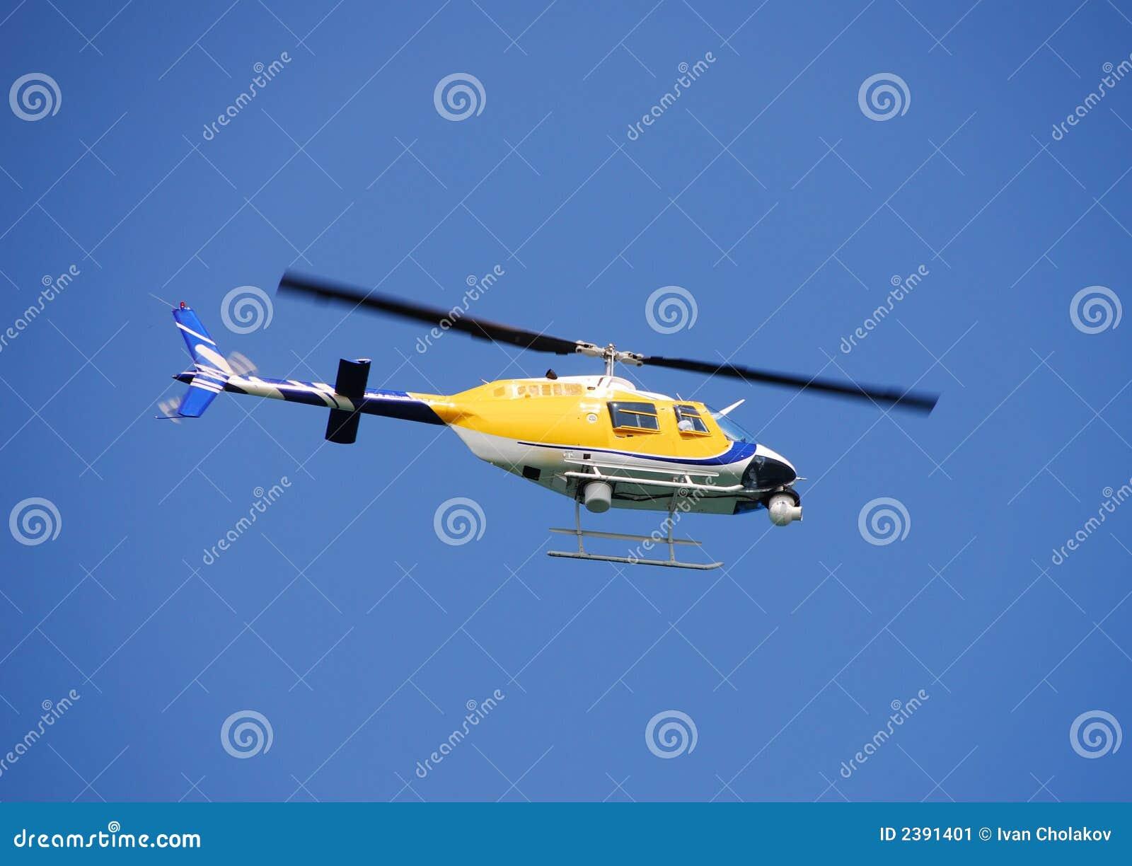 Helikopternyheterna