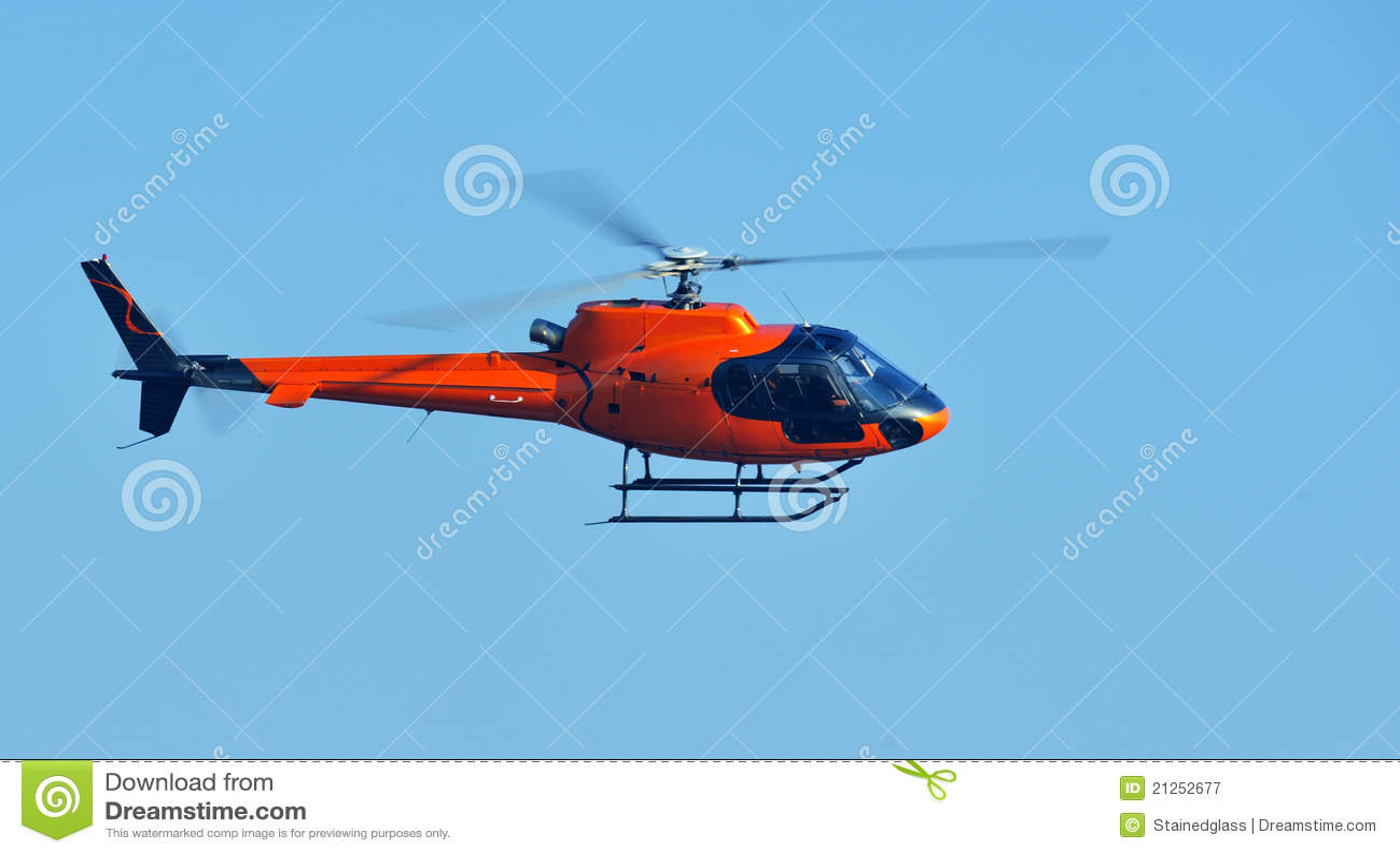 Helikopterorange