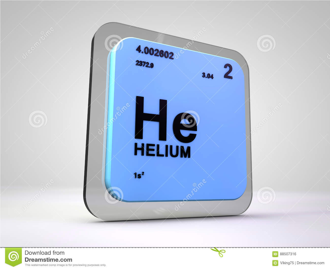 Helium he chemical element periodic table stock illustration helium he chemical element periodic table buycottarizona