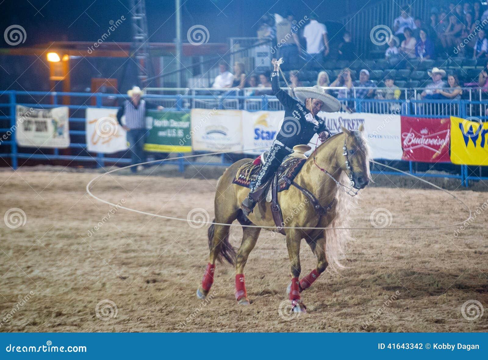 Helldorado Days Rodeo Editorial Photography Image Of