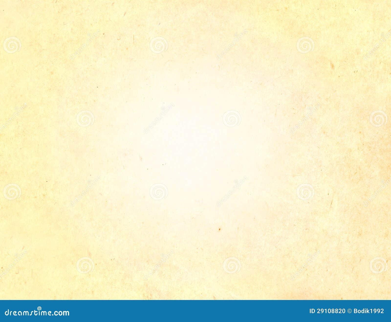 Helles Goldhintergrundpapier