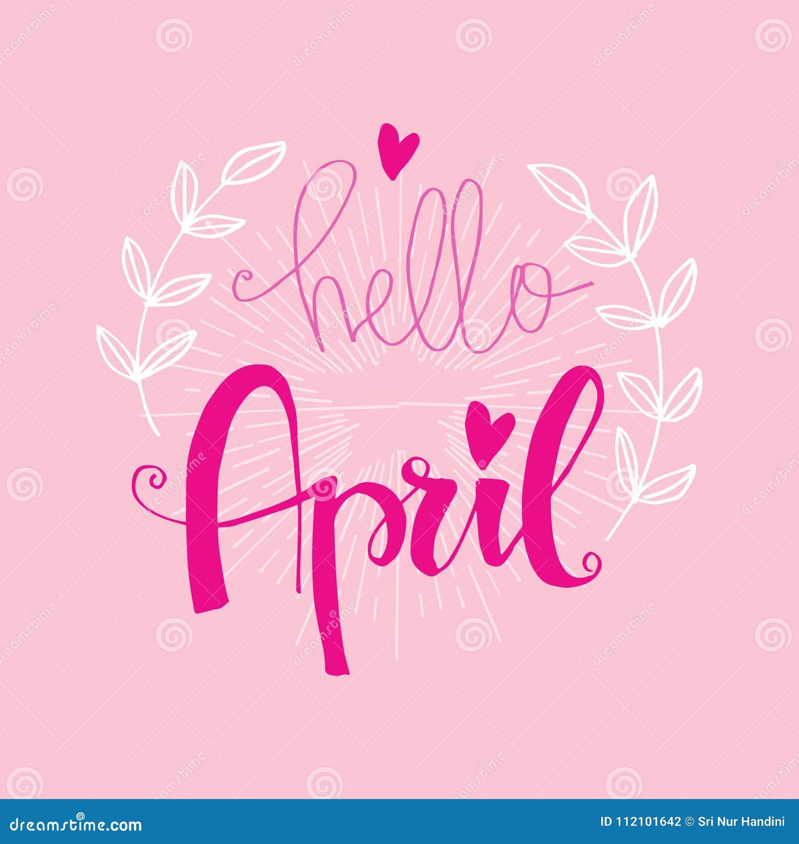 Afbeeldingsresultaat voor hello april