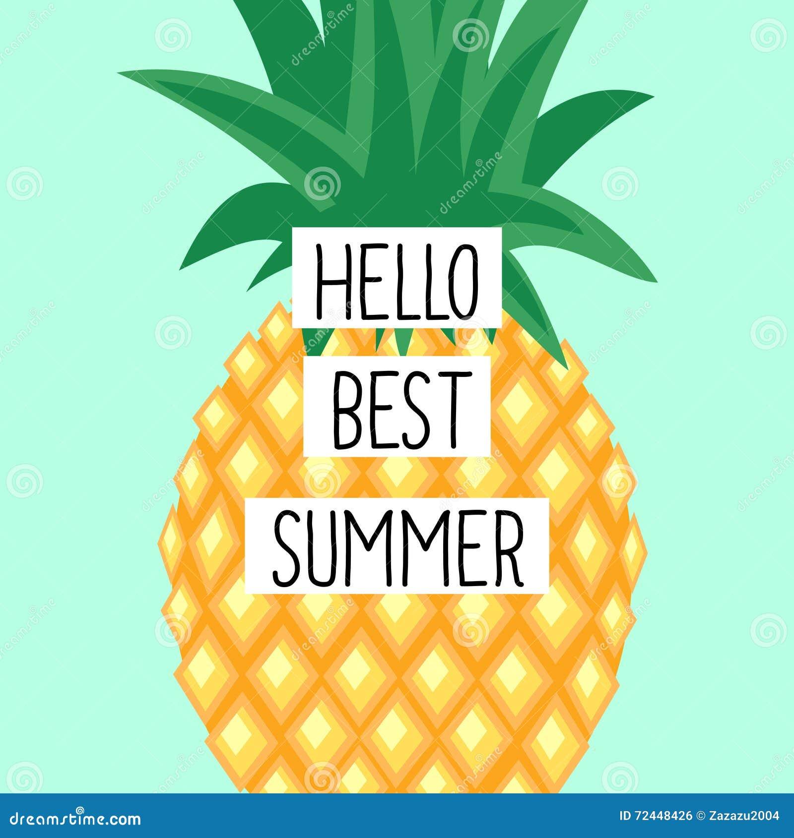 Image Gallery mignon ananas