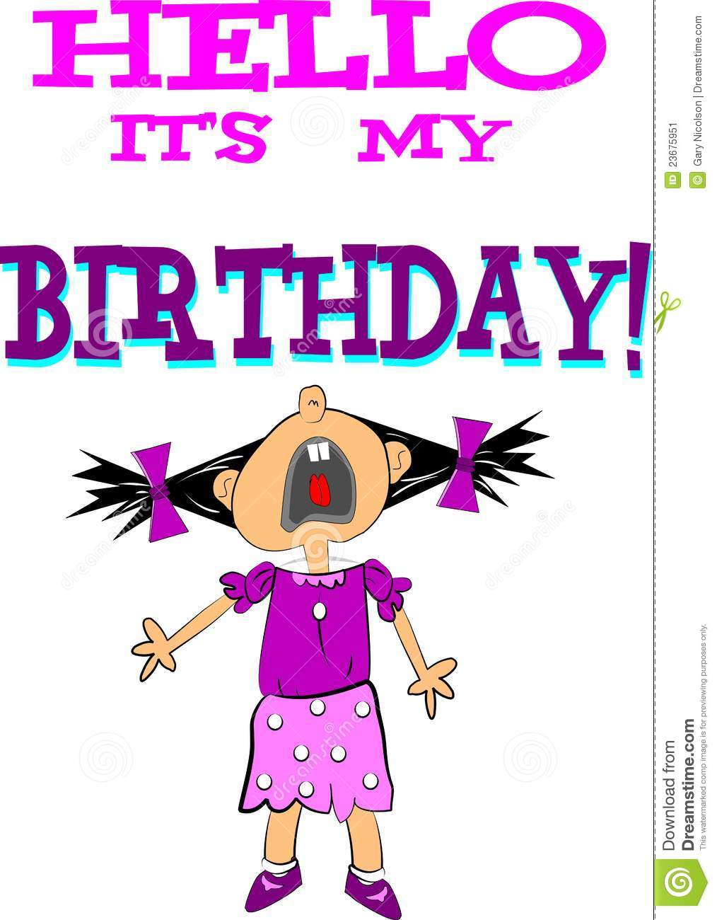 Its My Birthday Relate...