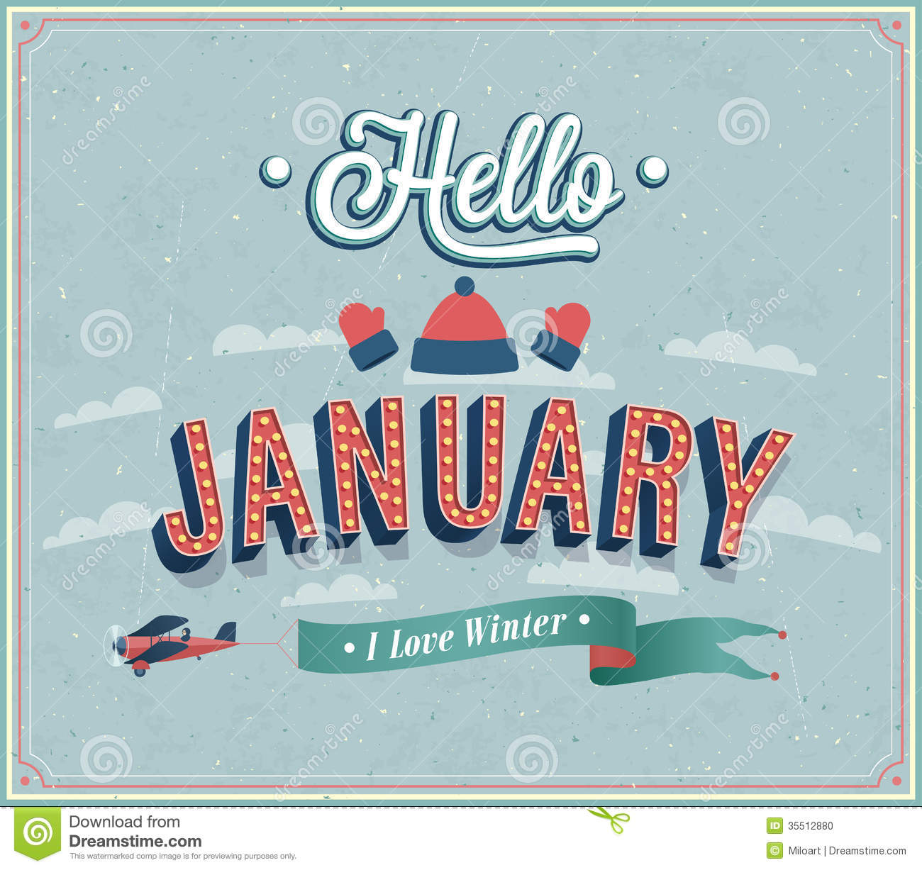 1000  images about January on Pinterest | Hello January, Clip Art ...