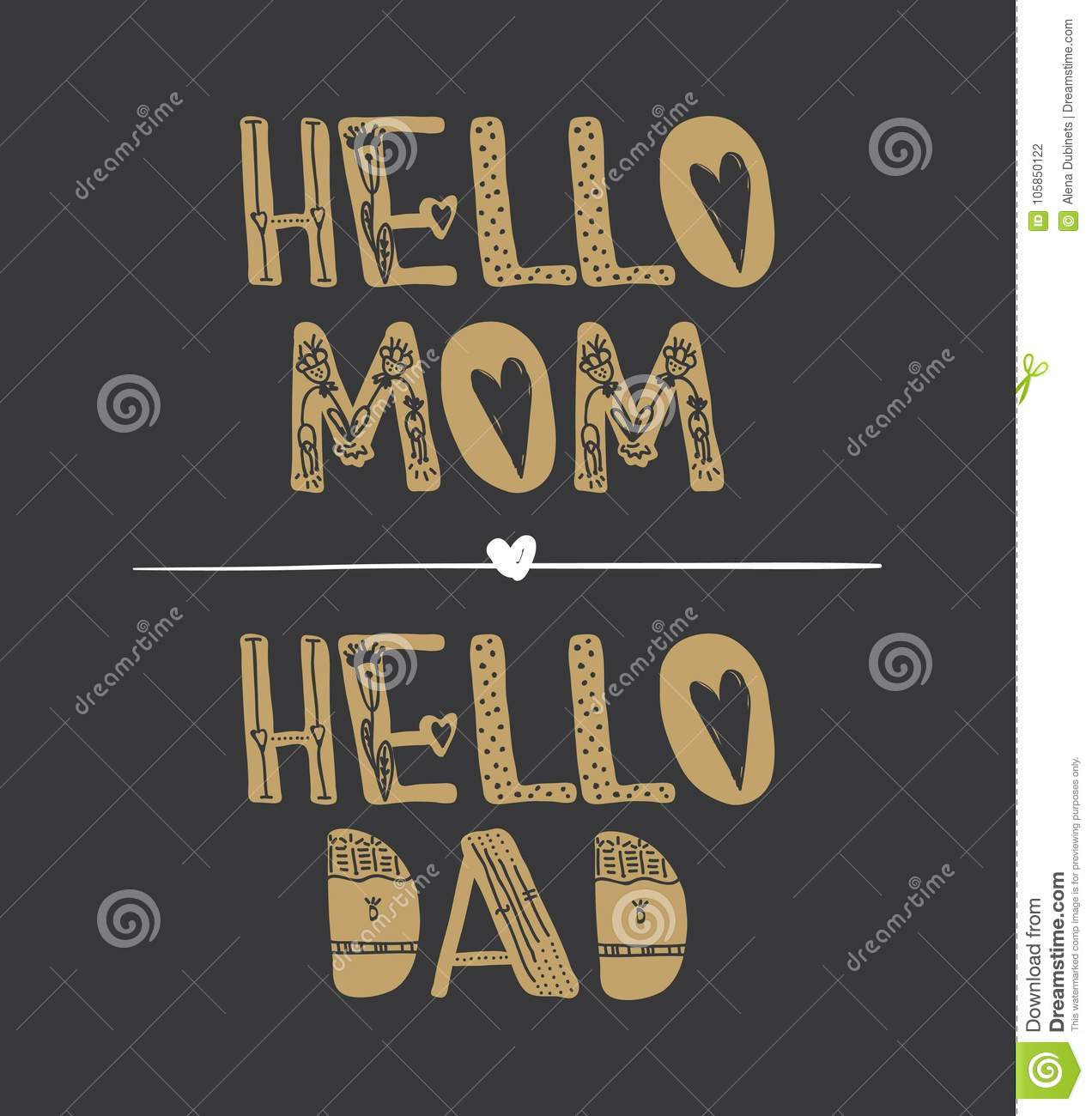 hello mom hello dad motivational quotes quote collection