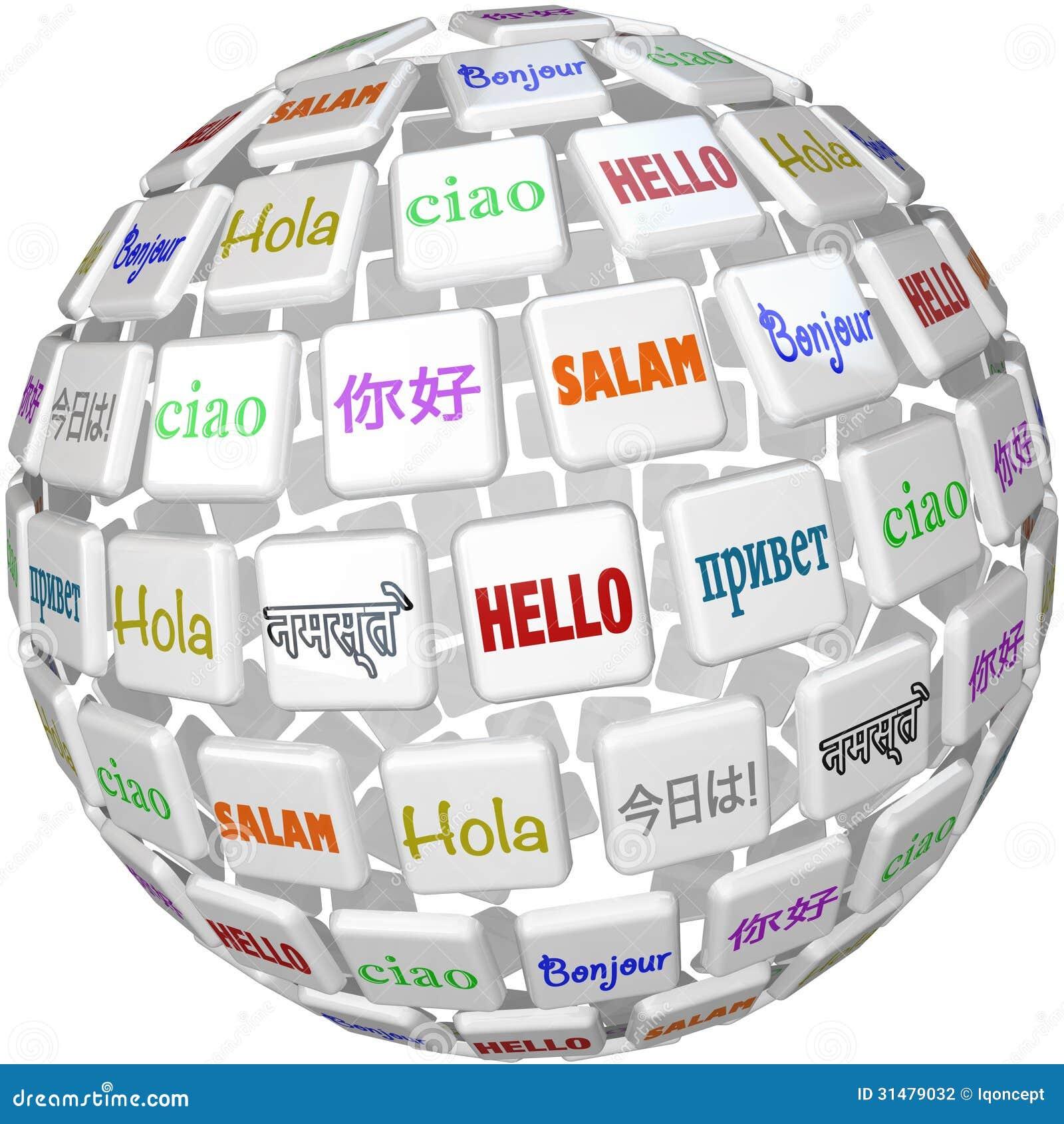 dream in different languages
