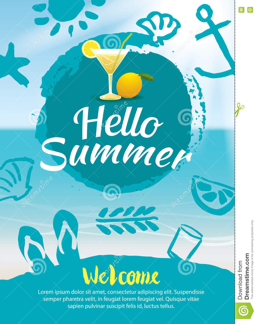 Hello Summer Beach Party Poster Background Stock Vector. Indoor Graduation Party Games. Movie Ticket Invitation Template. Free Printable Flyers. Monthly Appointment Calendar Template. Name Tag Template Free. Menu Board Design. Mardi Gras Birthday Invitations. Phone Call Log Template