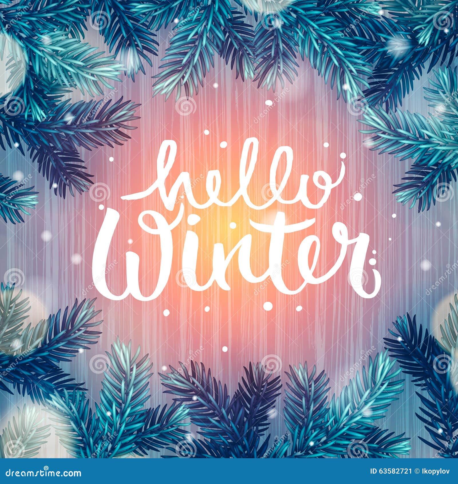 hello winter  holiday background  christmas stock vector clip art kitten images clip art kitten pictures