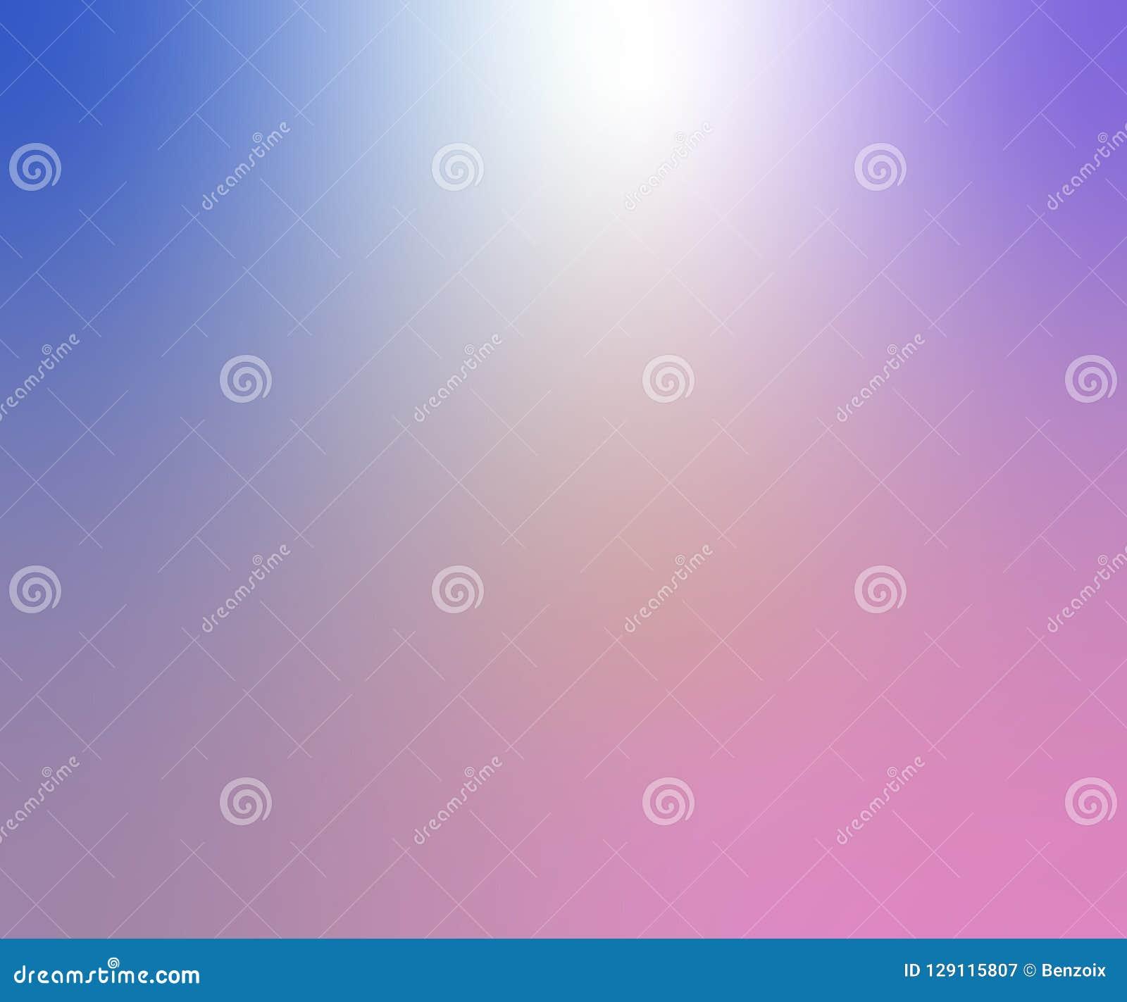 Hellpurpurner Vektor unscharfer Hintergrund mit Glühen Kunstdesignmuster Abstrakte Illustration des Funkelns mit elegantem hellem