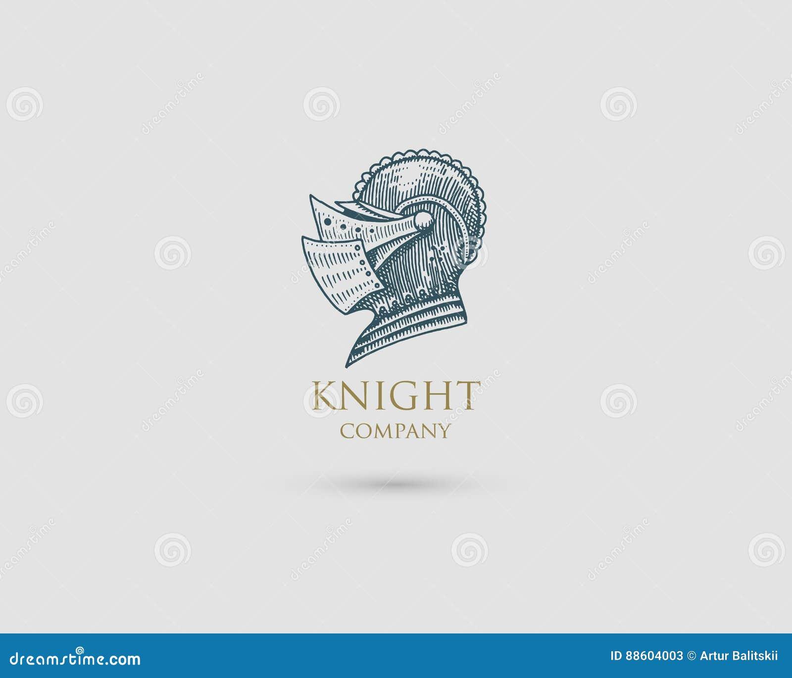 Helmet logo medieval knight antique vintage symbol engraved hand helmet logo medieval knight antique vintage symbol engraved hand drawn in sketch or wood cut style old looking retro biocorpaavc Gallery