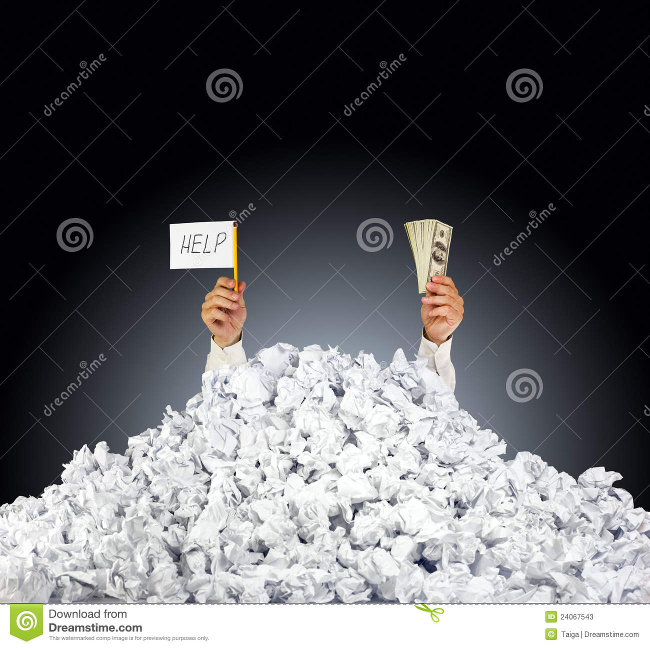 buried under paper work stock photos images pictures 35 images help me person under crumpled pile of papers stock photos