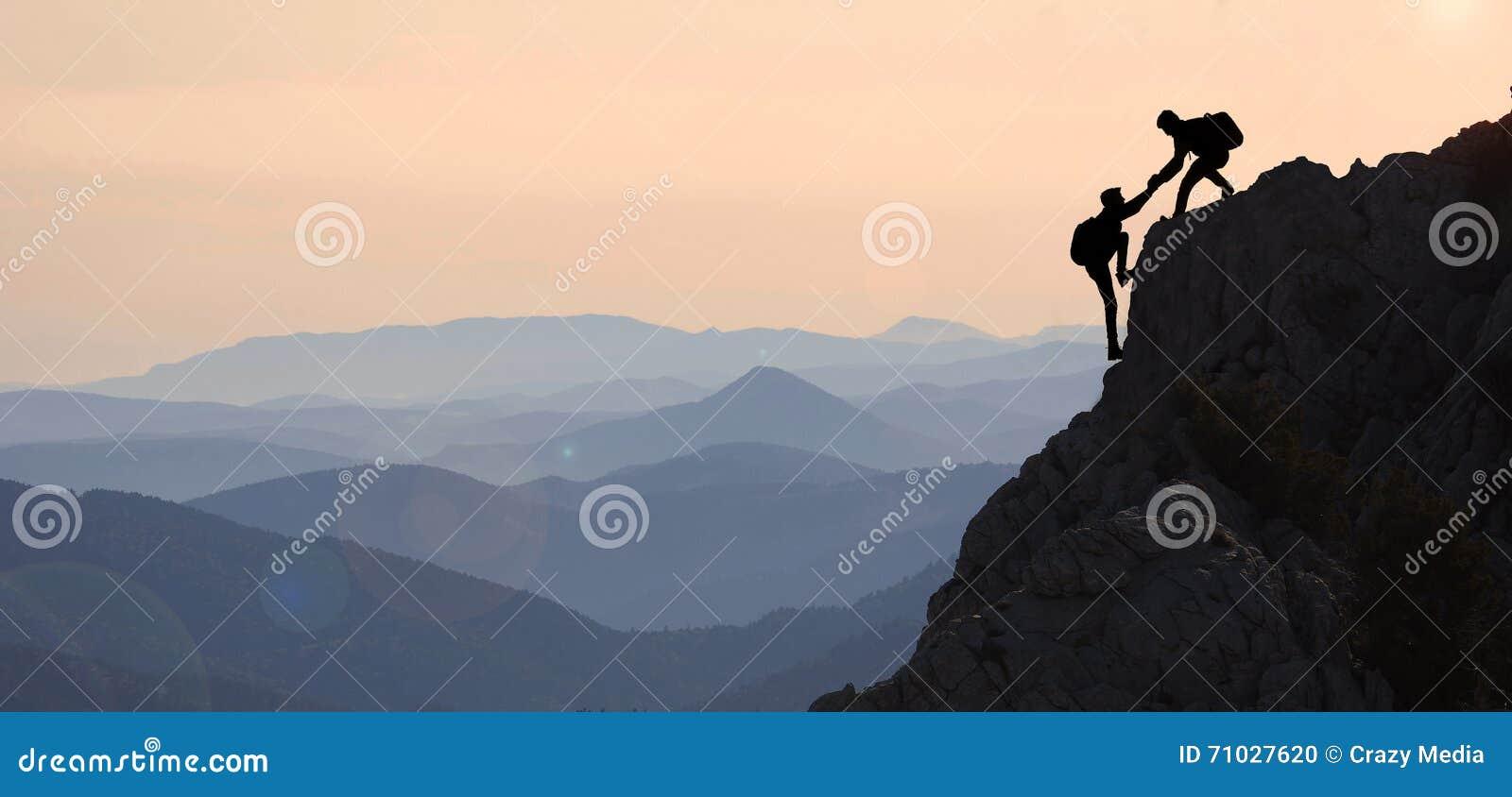 Help mountaineering & peak performance