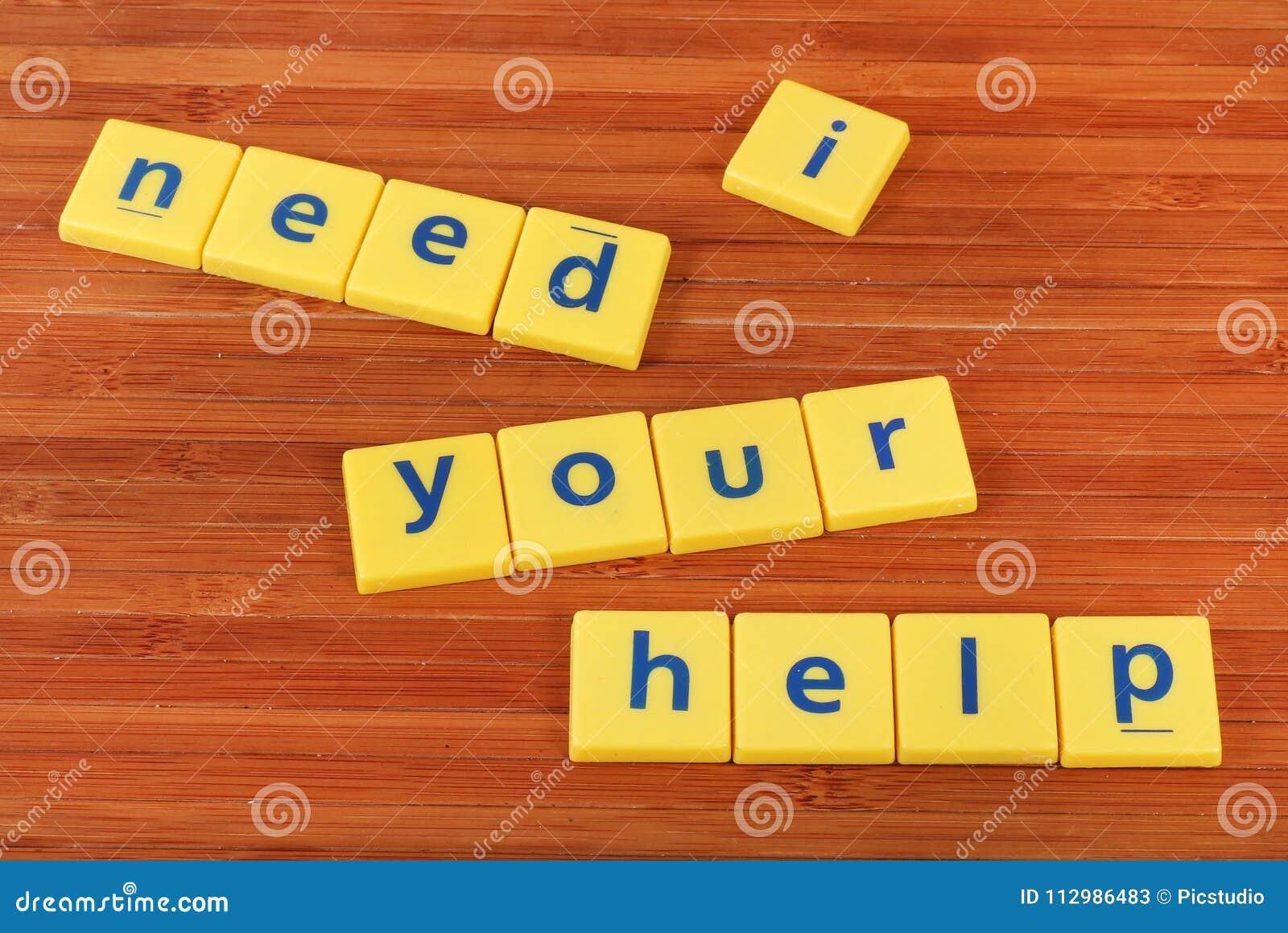 Help neede
