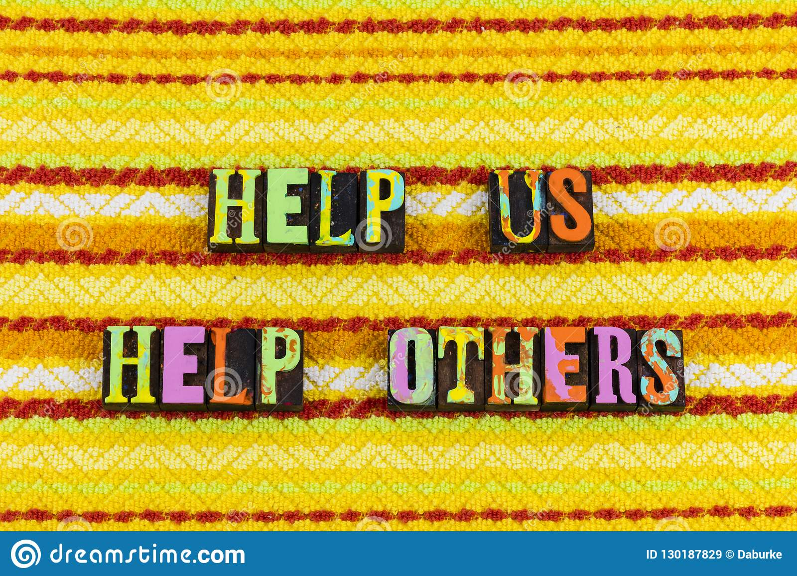 Help us helping people charity others kind