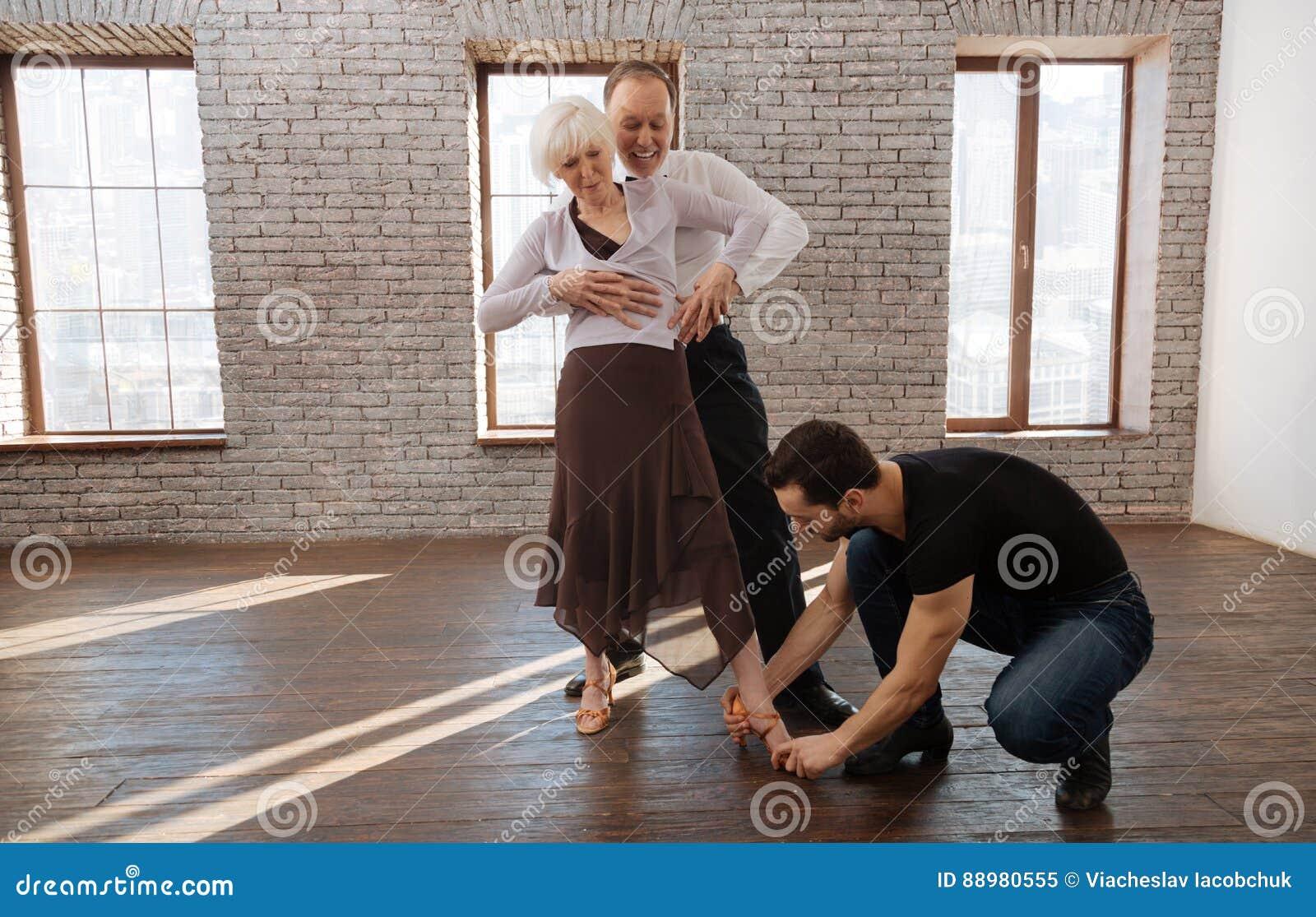Mature dance