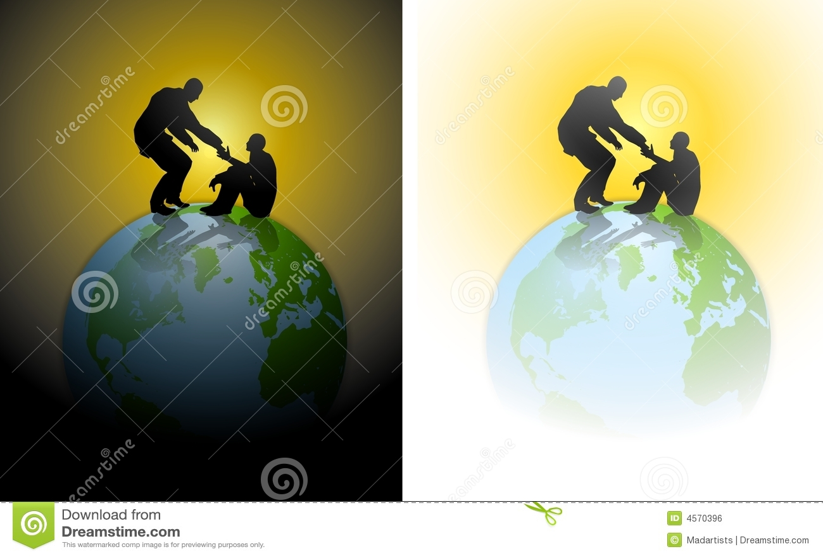 Helping Earth