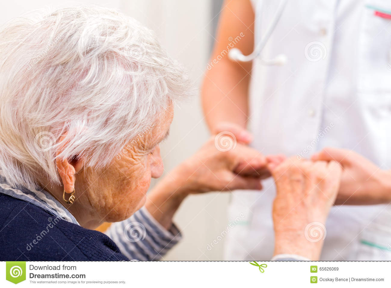 Helping Hands Stock Photo - Image: 65626069