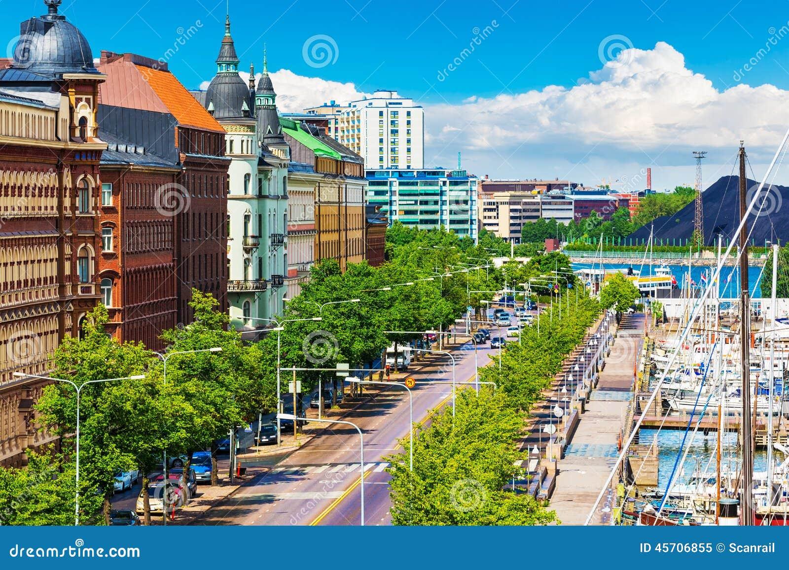 Helsínquia, Finlandia