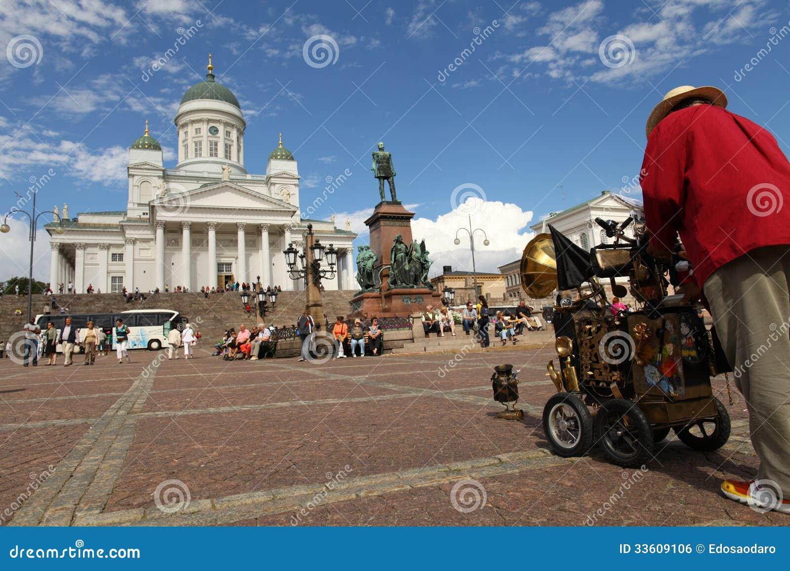 helsinki city entertainment editorial photo