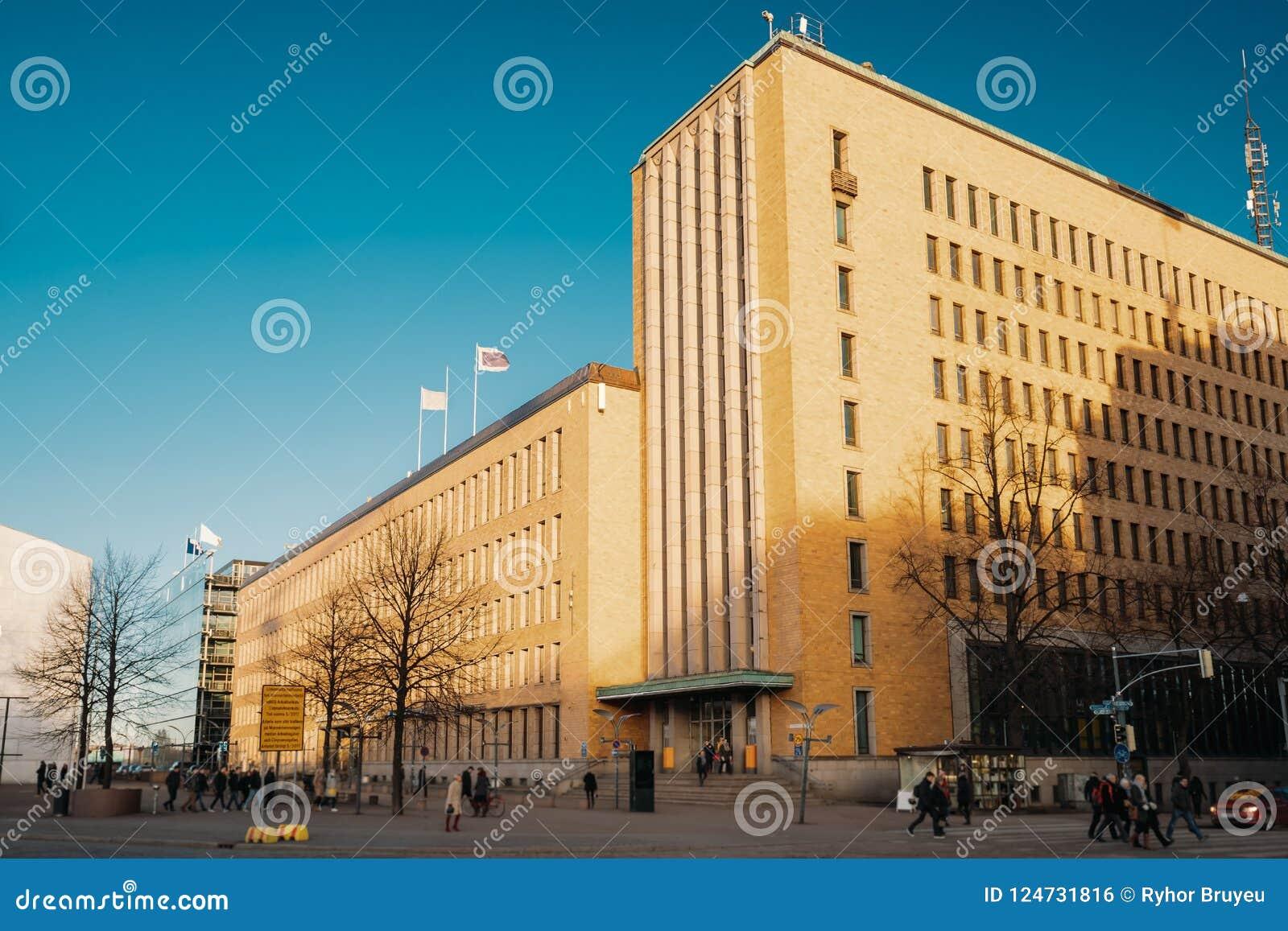Post Office Helsinki