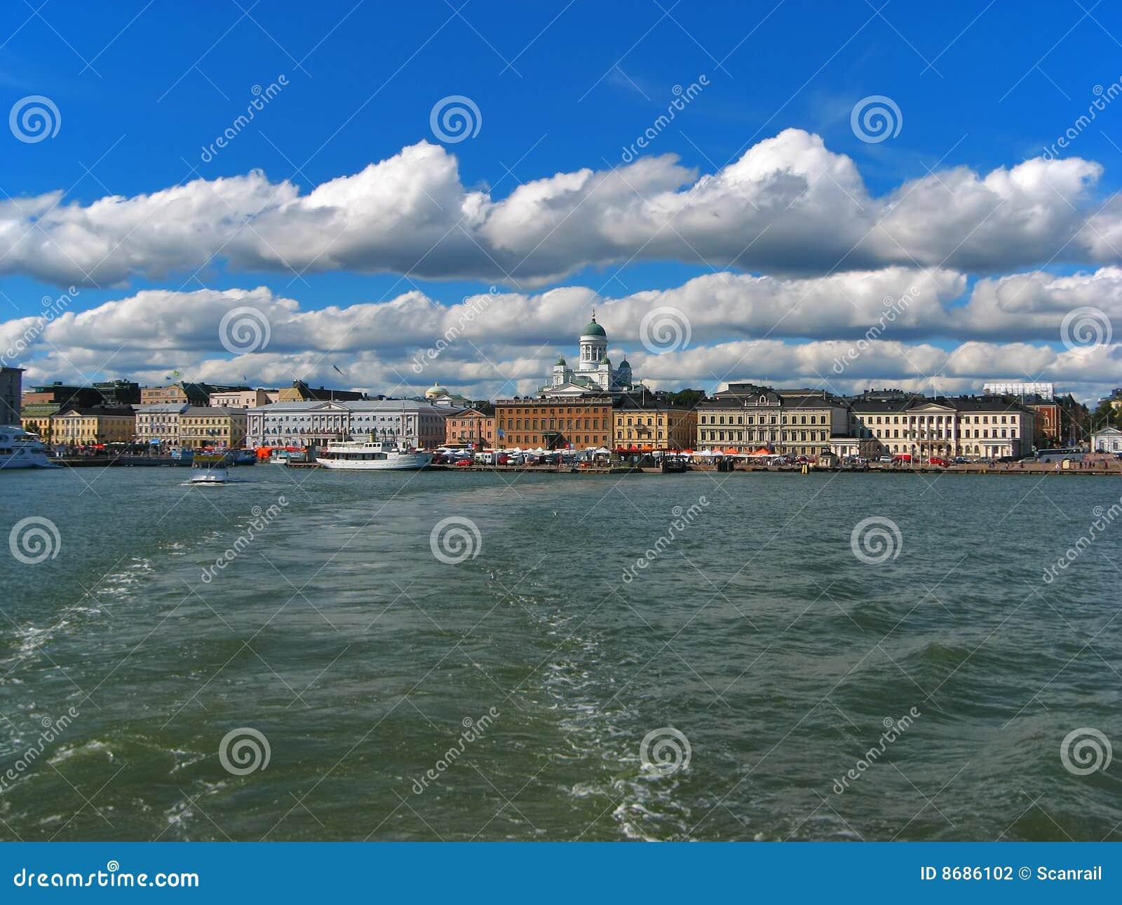 Helsinki, historical center