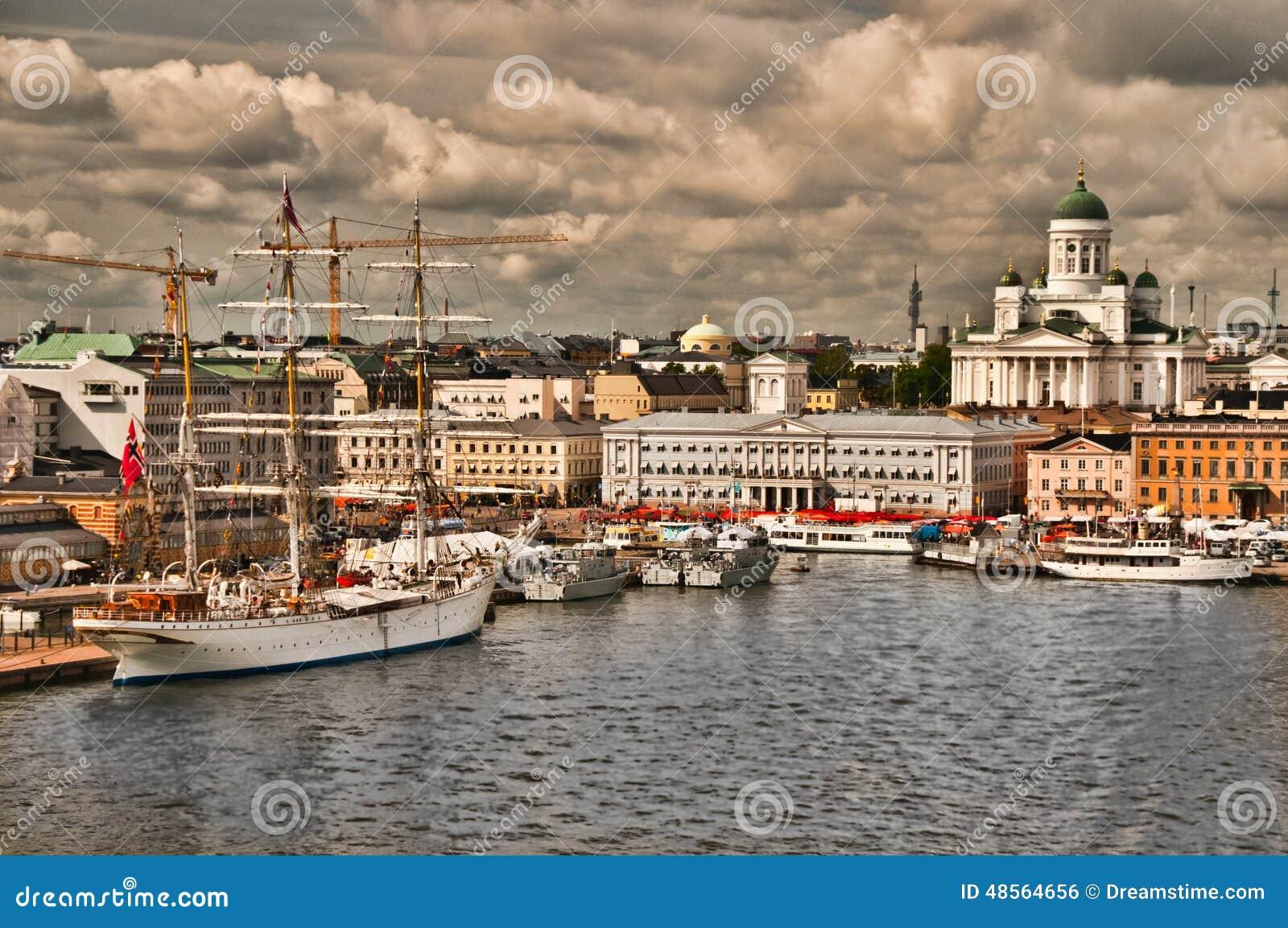 Helsinki schronienie