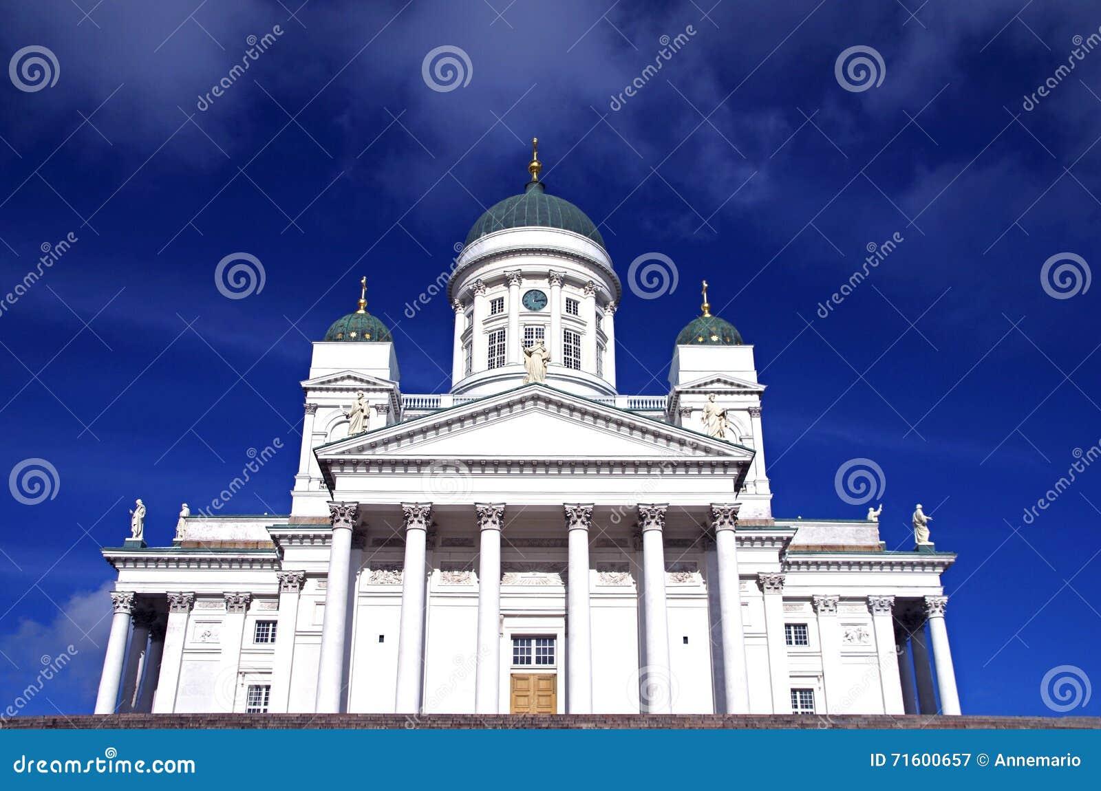 Helsinky Kathedrale