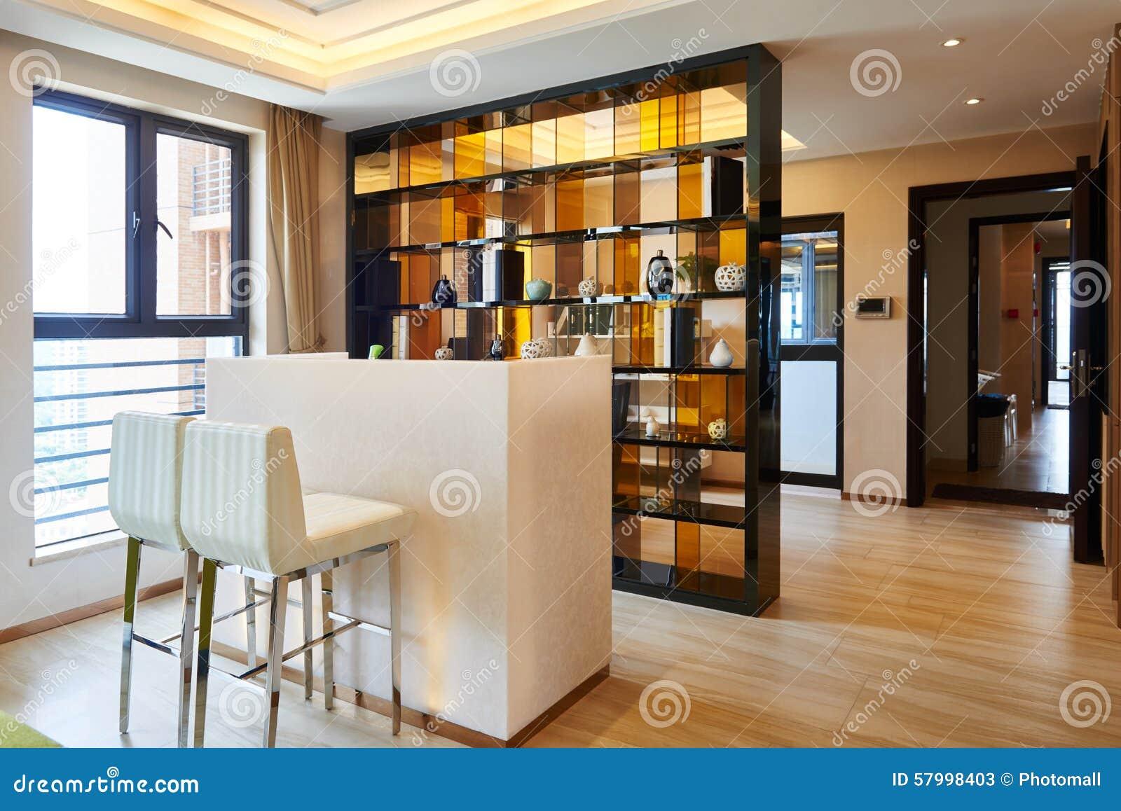 Hem  matsal och vardagsrum arkivfoto   bild: 57998403