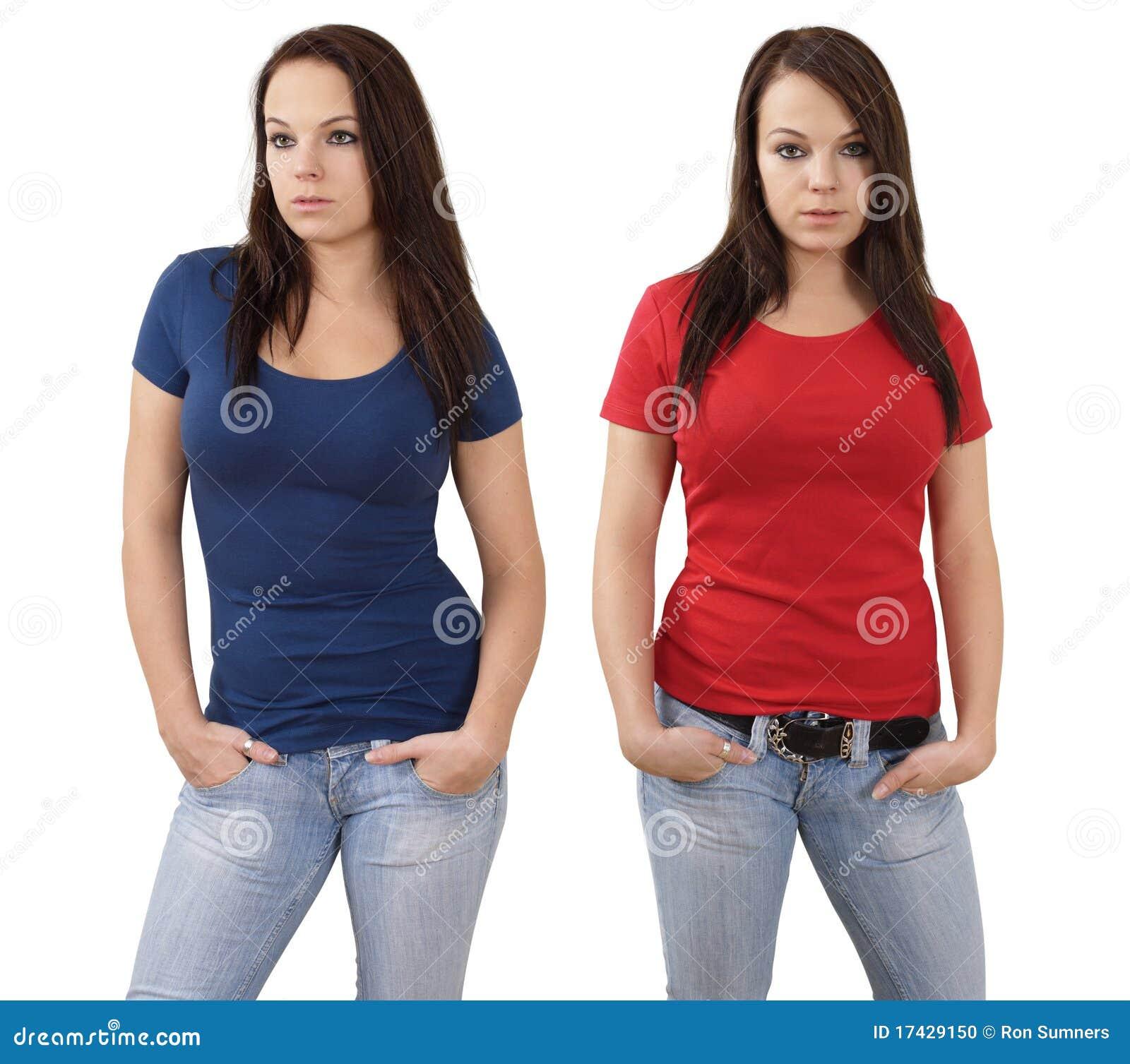 Camisas formales mujer blusas Tops de rayas roja mujeres