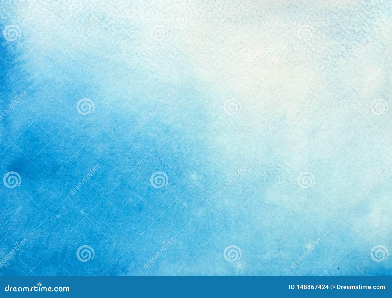 Hemel blauwe achtergrond