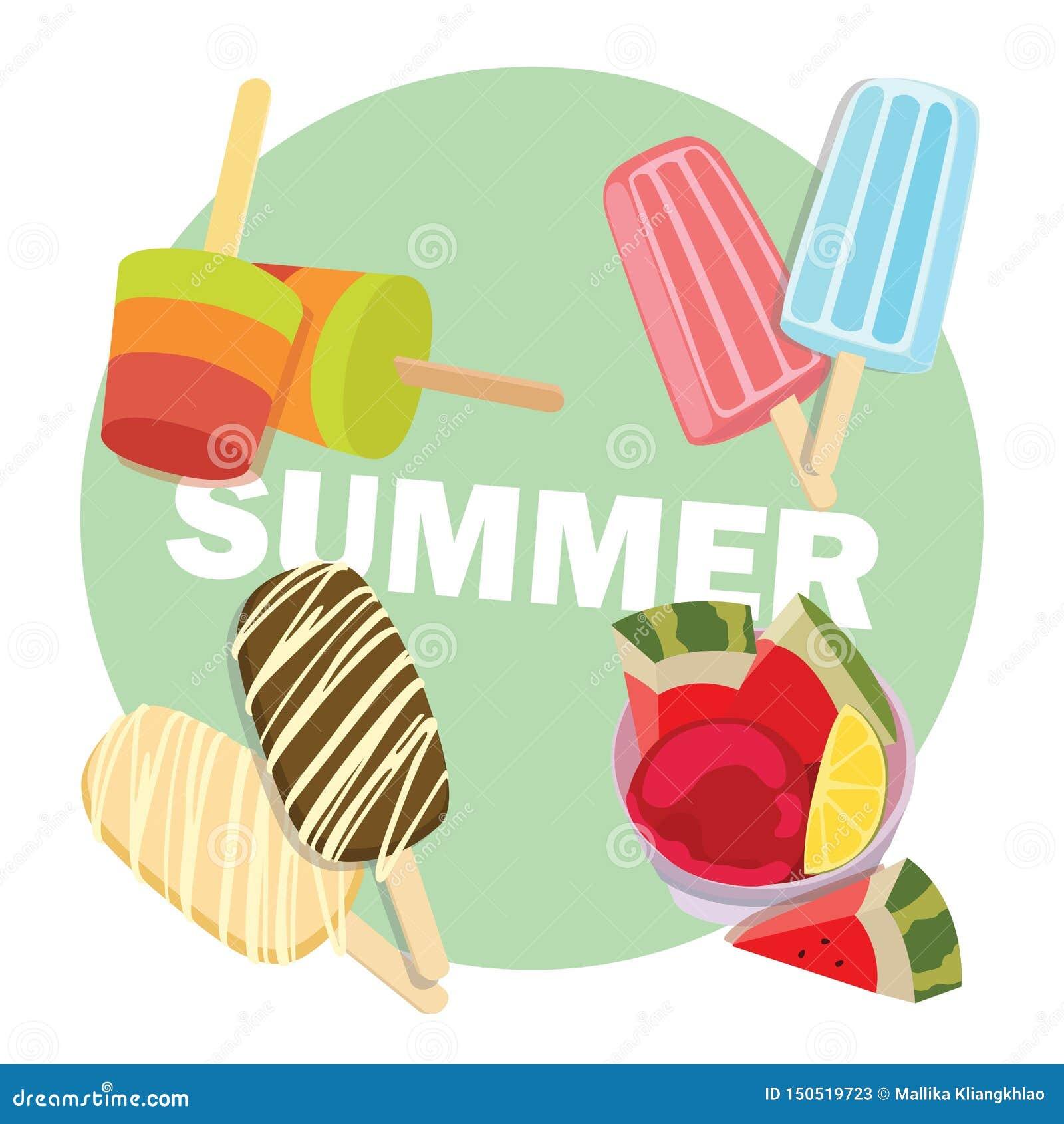 Hemlagade isglassar: 4 olika djupfrysta sommarfester