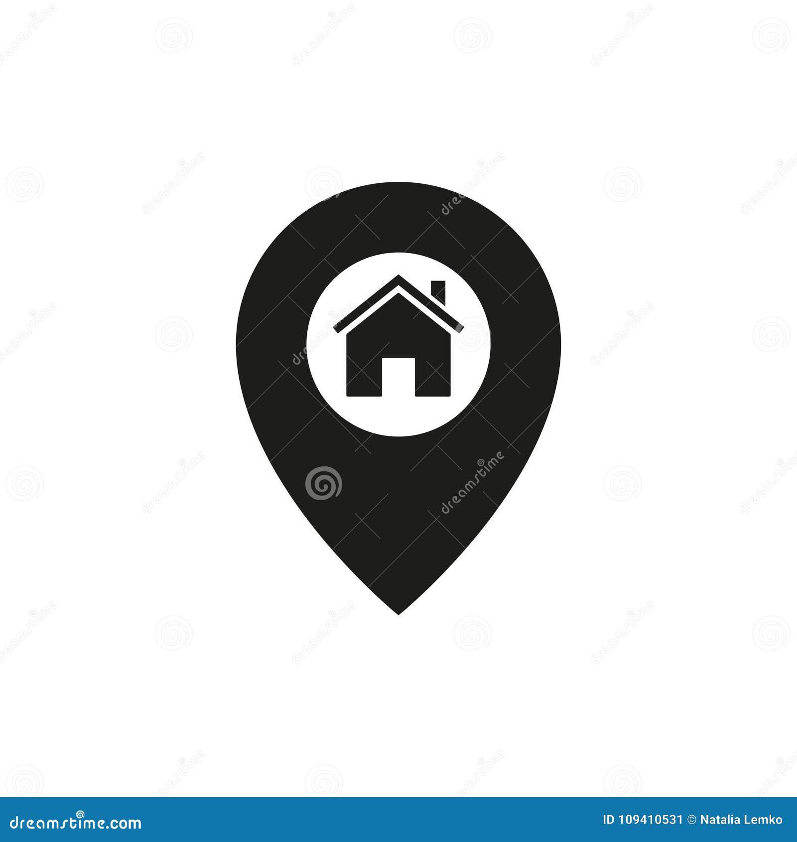 Hemmastadd symbol för stift