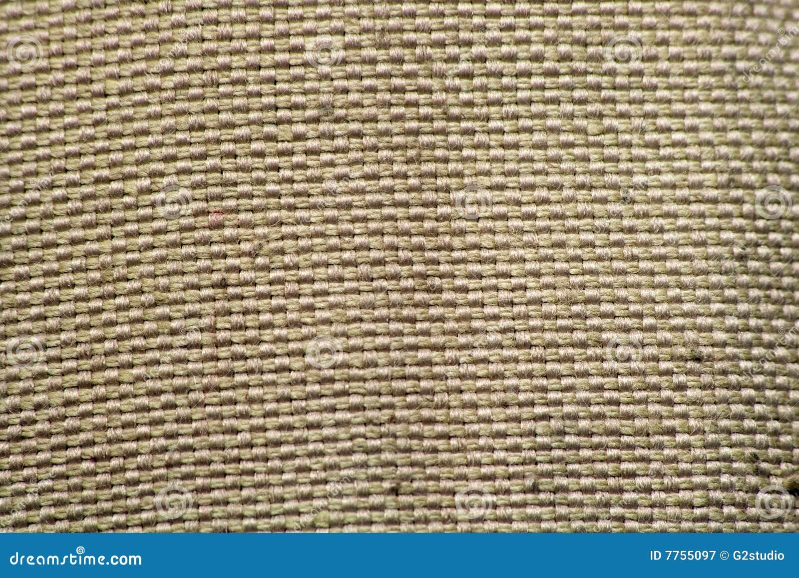 Hemp Fabric Texture Stock Image Image Of Manufactured